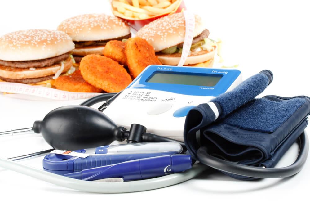 диета при сахарном диабете второго типа