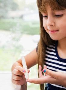 для родителей ребенка с сахарным диабетом