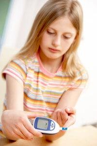 что делать если у ребенка диабет?