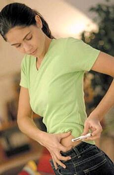 Как похудеть при сахарном диабете 1 типа?